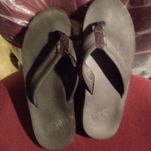 oshkoshl awe.ms nexpa lite leather mens sandals